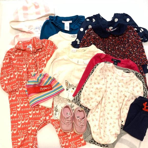 3dcc9373 Mini Boden + Zara + Baby CZ + Gap lot NWT